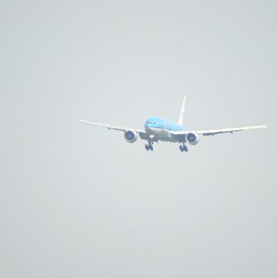 Vliegtuig Mizuho 1