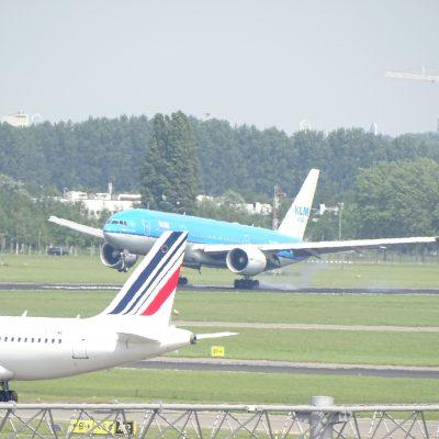 Vliegtuig Mizuho 2